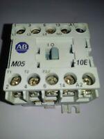ALLEN BRADLEY CONTACTOR M05 100-MO5NZ*3 SER A 100-M05NZ*3 2.3 kW 24VDC CONTROL