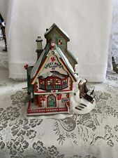 """Department 56 - North Pole Village- """"Sweet rock candy� - Retired"""