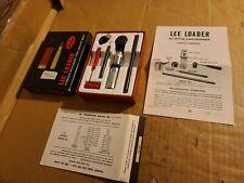 Lee Loader Complete 300 Sav .300 Savage Die Set Reload Reloading Dies