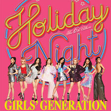 SNSD GIRLS' GENERATION [HOLIDAY NIGHT] 6th Album 2 Ver SET+POSTER+Photobook+Card