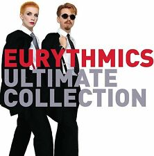 EURYTHMICS - ULTIMATE COLLECTION - CD SIGILLATO 2005