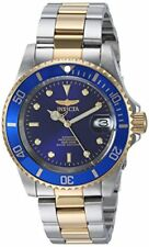 Invicta Mens 8928OB Pro Diver 23k Gold Plating and Stainless Steel Two Tone
