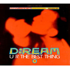 D:REAM - U R THE BEST THING rare R&B Dance cd Maxi Single 6 mixes 1993