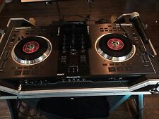 Numark NS7 with case*1 2020 Crown Amp*2 Cerwin Vega Speakers*Cables included