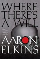 Where There's a Will (Gideon Oliver Mysteries) by Elkins, Aaron