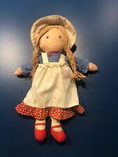 Original Holly Hobbie Knickerbocker Doll