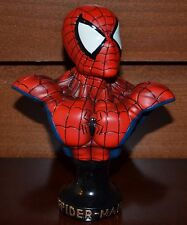"""Spider-Man Painted Resin Bust 6"""""""