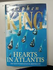 Hearts In Atlantis by Stephen King UK 1st/1st Hardback w/DJ