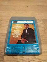 The World Of Mantovani Vol 2 8 Track Cartridge Vintage Rare