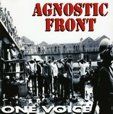 Agnostic Front - One Voice [New CD] Holland - Import