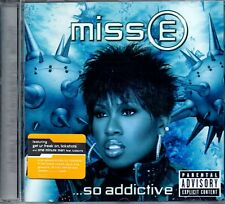 Missy Elliott ‎– Miss E ...So Addictive CD 2001