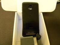 Motorola Moto Z2 FORCE - 64GB  (Verizon) Smartphone BLACK - Visible Screen Burn