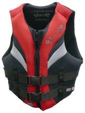 Execute Flame Premium Neoprene Women's Life Jacket/Vest Pfd Uscg Approved - M