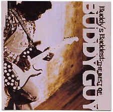 Buddys Baddest-- The Best Of Buddy Guy, 2005 CD - new & sealed - 14 tracks