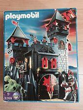 Vintage Playmobil 3269 Rock Castle * RARE*