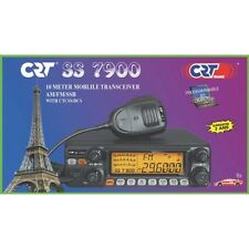CRT SS 7900 Mobilfunkgerät Amateurfunk 10m Band AM/FM/SSB