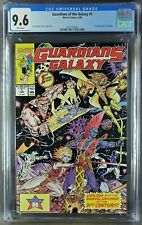 Guardians of the Galaxy #1 (1990) CGC 9.6 NM+ WP 1st app Taserface 3821184025|