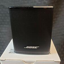 Bose Virtually Invisible satellite CUBE speaker series II