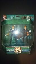 """POPCO """"HARRY POTTER"""" FRED & GEORGE WEASLEY Collectors Action Figure in OVP"""
