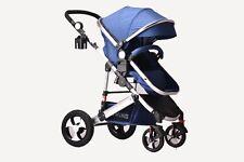 2 in1 Bebé Recién Nacido Cochecito Cochecito Sistema De Viaje Carro Coche sin asiento de coche