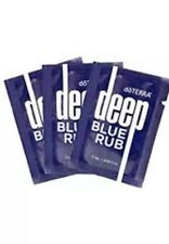 doTERRA Deep Blue Rub 2ml each Packet Sample ~  LOT OF 3 ~ FREE SHIPPING