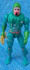 New Adventures Of He-Man Hydron Action Figure With Weapon 1988 Mattel Vintage