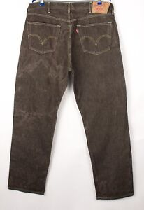 Levi's Strauss & Co Hommes 501 Xx Jeans Jambe Droite Taille W40 L34 BDZ618