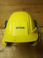 STIHL Forstschutzhelm mit Gehörschutz ,Sicherheitshelm
