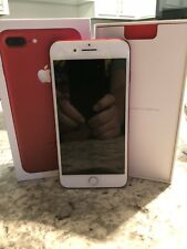 Apple iPhone 7 Plus (PRODUCT)RED - 128GB AT&T