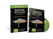 Walking with God in the Desert Discovery Guide with DVD: Experiencing Living Wat