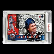 Topps Project 70 Gary Carter by Gregory Siff