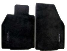 COPPIA di NUOVI ORIGINALI PORSCHE 987 Boxster Nero Sinistro Drive LHD tappeto pedane