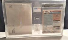 1982 HASBRO GI JOE Membership Kit - Mobile Strike Force - AFA U85