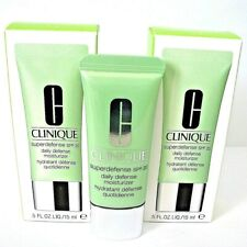 Clinique Superdefense Daily Defense Moisturizer SPF20 - 30ml (2x15ml) New in Box