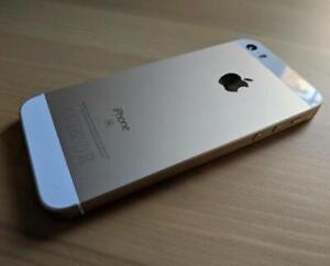 USED Apple iPhone SE 1st Gen 16GB Gold/Silver - Factory Unlocked
