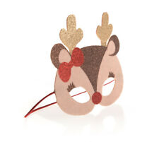 Reindeer mask made from thick felt John Lewis