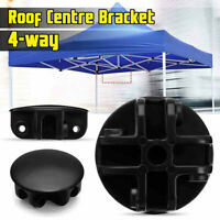 """5 Way Connector for 3x 6m 3x 9m Gazebo Awning Tent Diameter 1/"""" Part Spare Type2"""