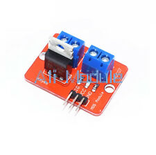 ARM 2pcs Q13 IRF520 MOS tube FET driver module for Arduino Raspberry Pi SCM