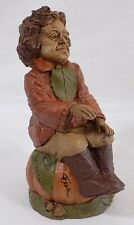 """* 6 """" Tom Clark Gnome Figure """"Beethhoven"""" / Edition # 3 / 1987 / Signed"""