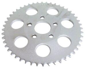 82-85 Harley Sportster 1000 49T Chrome Rear Wheel Chain Sprocket 41470-82 75365