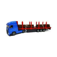 Siku 1659 Man Camión y silvicultura remolque 1 87 escala juguete de Diecast