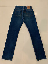 Levis Vintage 501xx, Size 31X38 Shrink to Fit Made in USA, Valencia 555