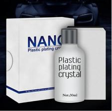 New 2018 Car Plastic Plating Refurbishing Agent Coating Polishing Car Protection