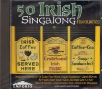 The Sean O' Neill -band : 50 Irish Singalong Favourites- CD