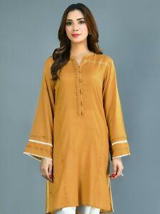 limelight orignal  new womens ladies girls printed lace lawn kameez kurta shirt