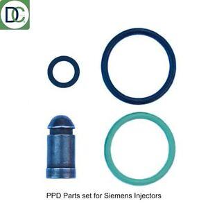 VW Golf Mk V 2.0 TDi 170 HP Siemens Diesel PPD Injector Seal Repair Kit x 1