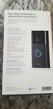 RING Video Doorbell first generation