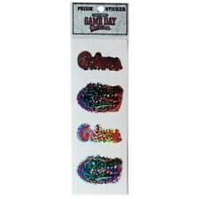 Florida Gators 4 Count Prism Sickers - NCAA Decals Prismatic Bling Pack