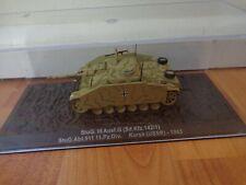 ATLAS DEAGOSTINI 1/72 STUG III AUSF.G SD.KFZ.142/1 USSR 1943 WW2 DIECAST TANK