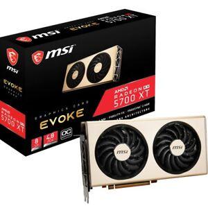 MSI Radeon RX 5700 XT EVOKE OC Image